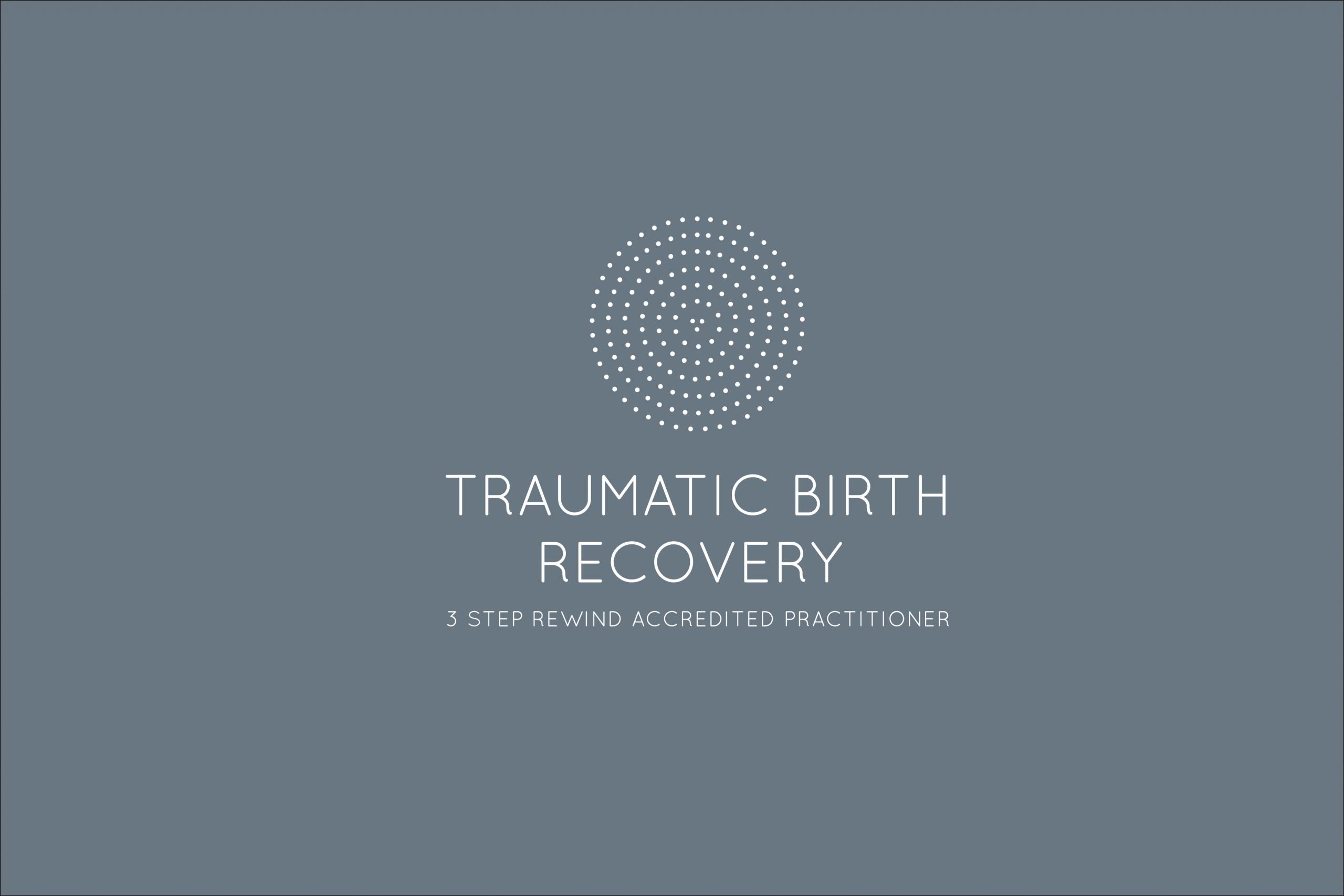 Traumatic Birth Recovery Logo
