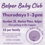 Belper Baby Club